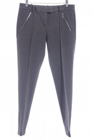Michael Kors Pantalón tobillero gris-gris oscuro moteado estilo «business»