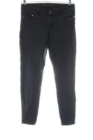 Michael Kors 7/8-jeans zwart casual uitstraling