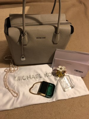 Michael Kors Carry Bag light grey-oatmeal