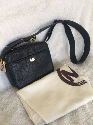 Michael Kors Crossbody bag gold-colored-dark blue