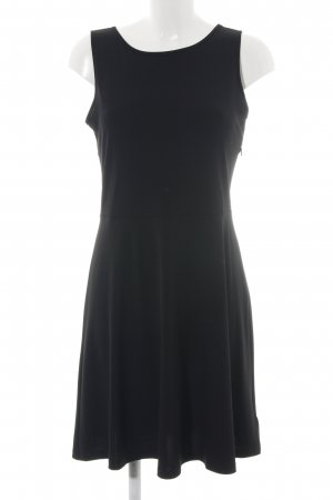 Michael Kors A-Linien Kleid schwarz Elegant