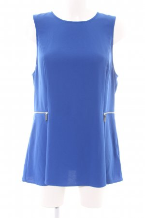 Michael Kors A-Linien Top blau Casual-Look