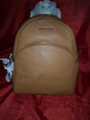 Michael Kors Backpack light brown leather