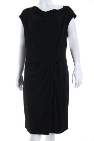 Michael Kors Abendkleid schwarz Eleganz-Look