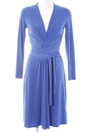 Michael Kors Abendkleid stahlblau Elegant