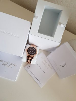 Michael Kors Reloj color rosa dorado