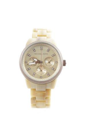 Michael Kors Analog Watch abstract pattern elegant