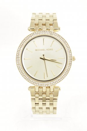 "Michael Kors Analog Watch ""Darci Watch Gold-Tone"" gold-colored"