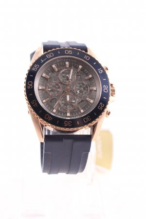 "Michael Kors Analoguhr ""JetMaster Rose-Tone and Silicone Watch"""