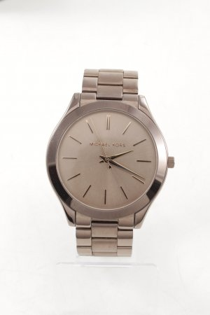 "Michael Kors Analoguhr ""Ladies Slim Runway Watch Sable-Tone"" roségoldfarben"