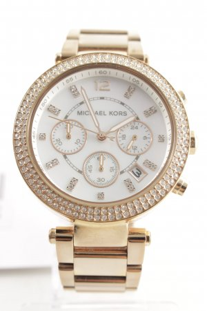 "Michael Kors Analoguhr ""Parker Rose Gold-Tone Watch"""