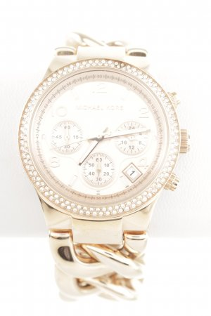 "Michael Kors Analoguhr ""Runway Twist Rosé Watch"""