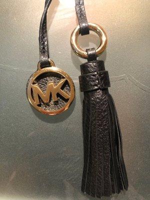 Michael Kors Colgante negro-color oro Cuero