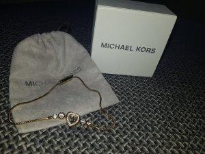 Michael Kors Hand Fan gold-colored