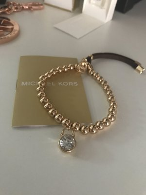 Michael Kors Armband Gold Strass