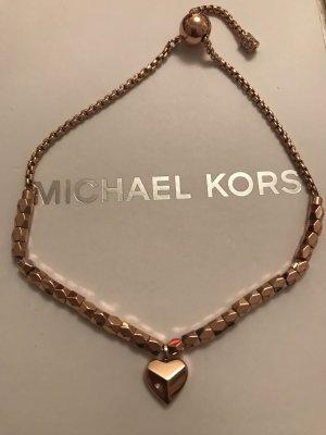 Michael Kors Armband in der Farbe Rosegold  mit einem Herz  NEU 120€