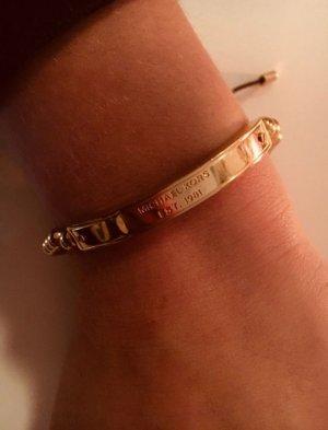 Michael Kors Armband in gold- und braunfarben