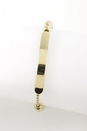 """Michael Kors Armband """"Ladies Logo Bracelet Gold"""" goldfarben"""