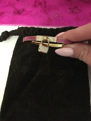 Michael Kors Armband mit pinken Details