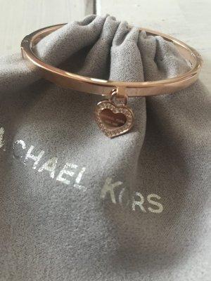 Michael Kors Bangle rose-gold-coloured
