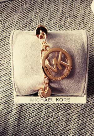 Michael Kors Bracelet black-gold-colored