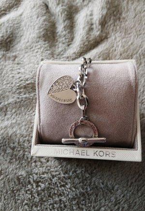 Michael Kors Armband silber mit Herz
