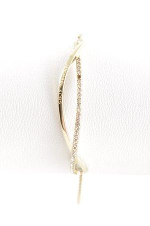 "Michael Kors Braccialetto sottile ""Wonderlust Ladies Bracelet Gold"" oro"