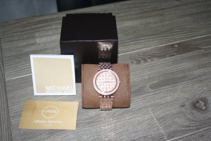 Michael Kors Watch rose-gold-coloured stainless steel