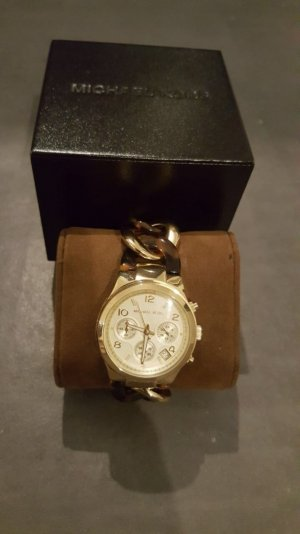 Michael Kors Montre brun-brun sable bronze