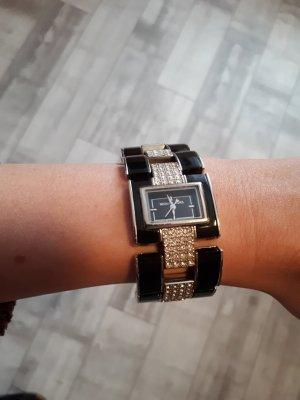 Michael Kors Orologio con cinturino di metallo nero-argento