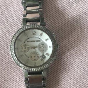 Michael Kors Horlogehaak zilver