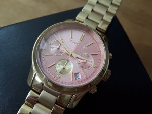 Michael Kors Reloj analógico color oro