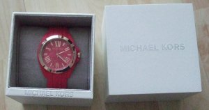 Michael Kors Montre analogue rose synthétique