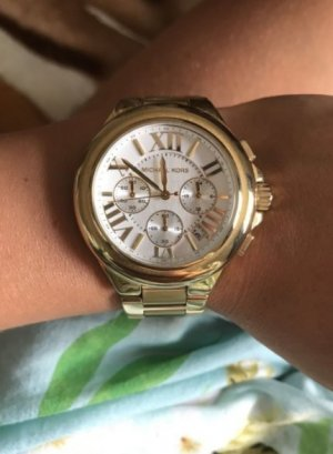 Michael Kors Armbanduhr Gold