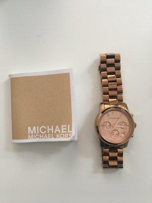 Michael Kors Armbanduhr in Roségold