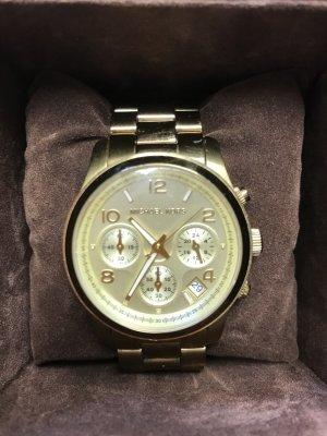 Michael Kors Armbanduhr MK 5055 in gold, Preis VB
