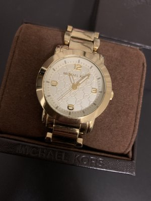 Michael Kors Armbanduhr Uhr Gold MK-3158
