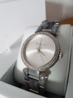 Michael Kors Armbanduhr Uhr Silber/Grau