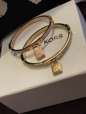Michael Kors Ajorca color oro-color rosa dorado