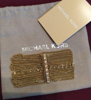 Michael kors armreif armband neu gold kristall