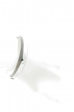 "Michael Kors Bangle ""Ladies Brilliance Bracelet Silver"" silver-colored"