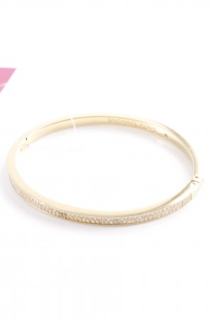 "Michael Kors Armreif ""Logo Brilliant Bracelet Gold"" goldfarben"