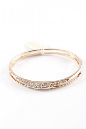"Michael Kors Armreif ""MKJ6738791 Brilliance Rhinestone Bangle Rosegold"""