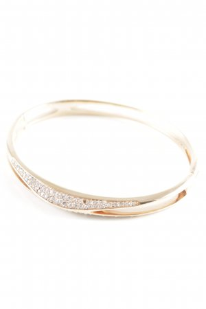 "Michael Kors Ajorca ""MKJ6738791 Brilliance Rhinestone Bangle Rosegold"""