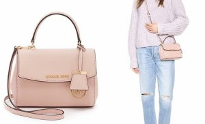 Michael Kors Ava Mini Bag/soft pink 2017