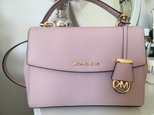 Michael Kors Ava SM TH Satchel Bag Soft Pink