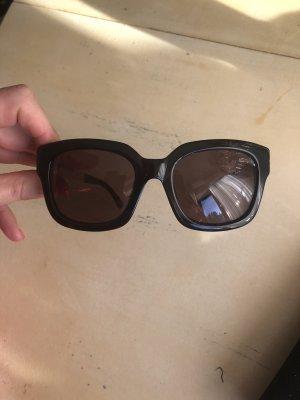 Michael Kors Occhiale da sole marrone scuro