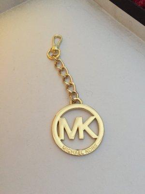 Michael Kors Bag Charm Taschenanhänger Gold MK Bag Accessoire
