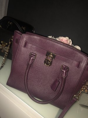 Michael Kors Carry Bag brown violet