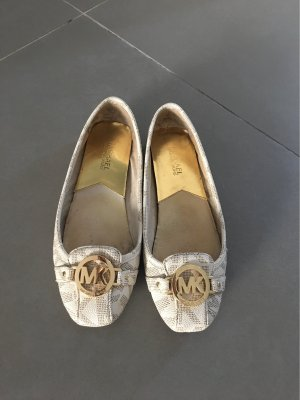 Michael Kors Instappers wolwit